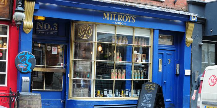 Milroys - Pub in Soho