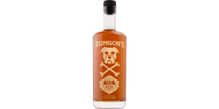 Rumson's Spiced Rum