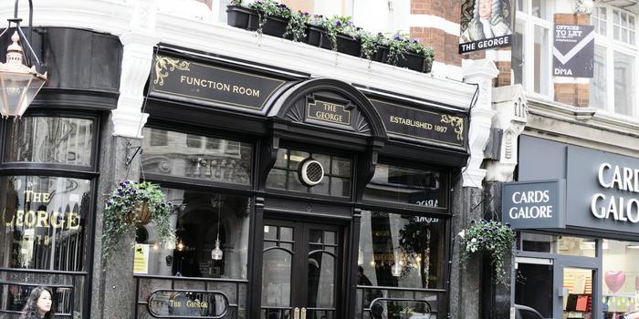 The George - Pub in Soho