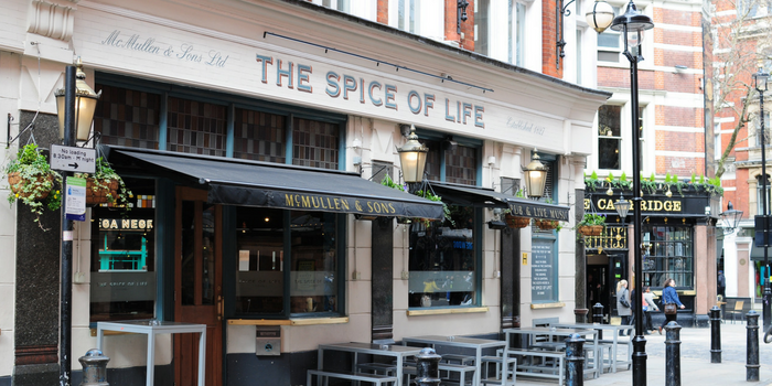 The Spice of Life - Pub in Soho