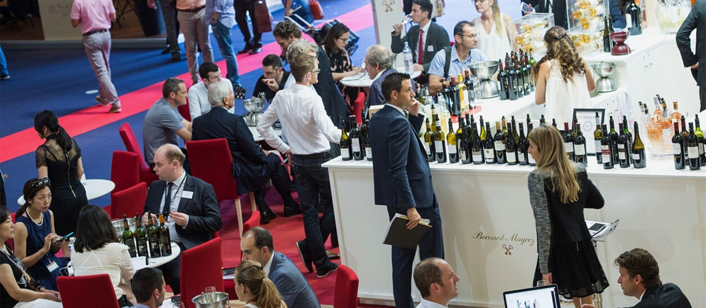 Photo for: Vinexpo Holding and Comexposium Merge To Build A Premier Wine & Spirits Business