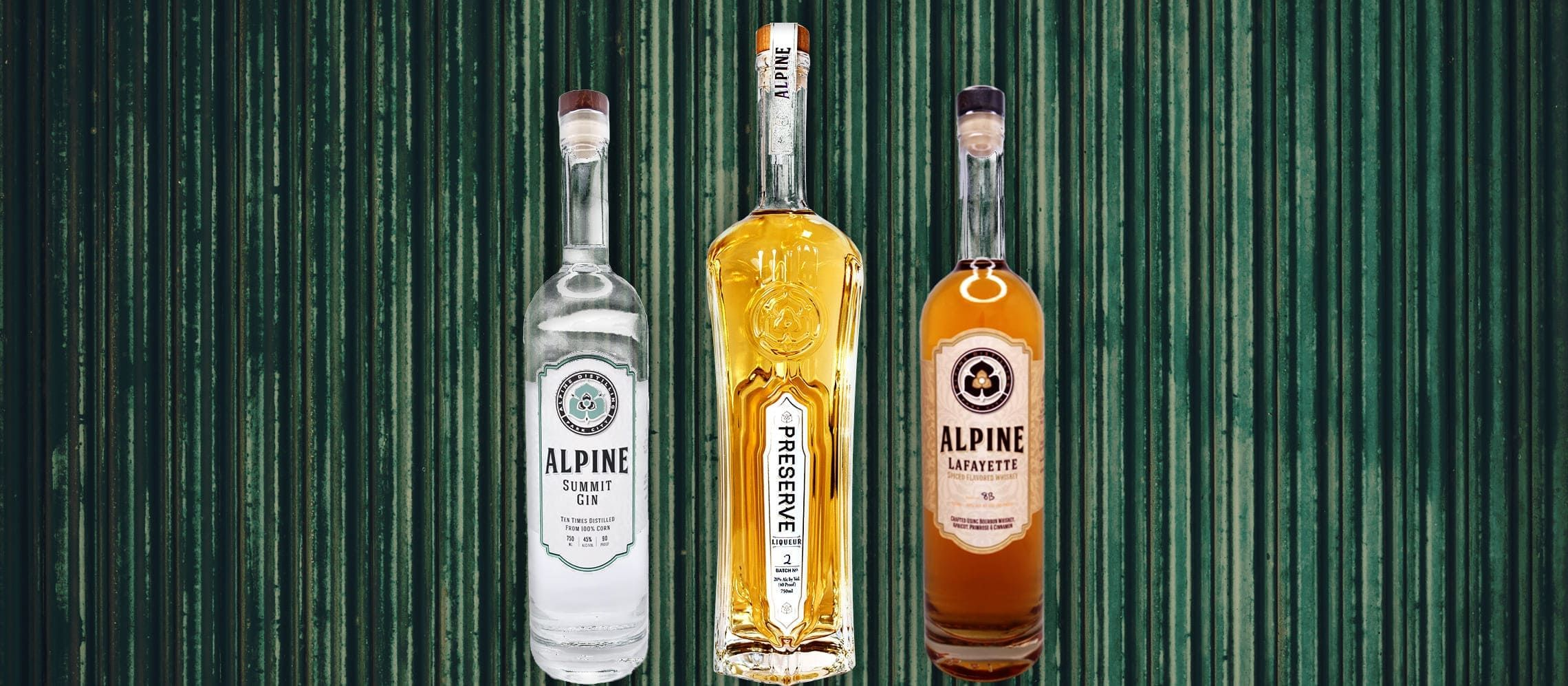 Photo for: Triple Treat for Alpine Distilling at a Spirits Competition