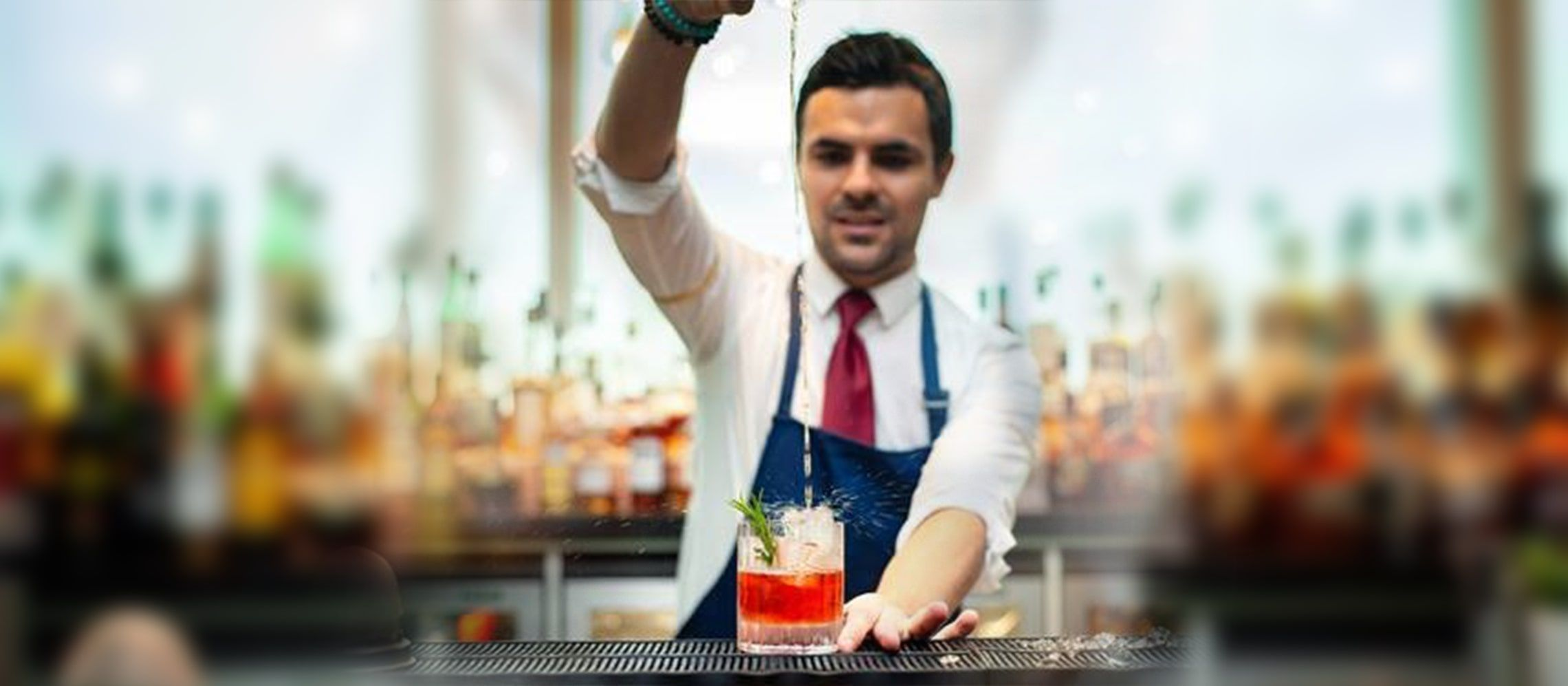 Photo for: How To Make It As A Bartender - Tips From The Best