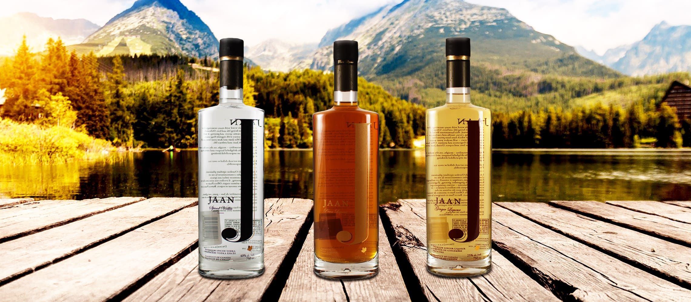 Photo for: Canadian Distillery Jaan Inc. Awarded Three Medals