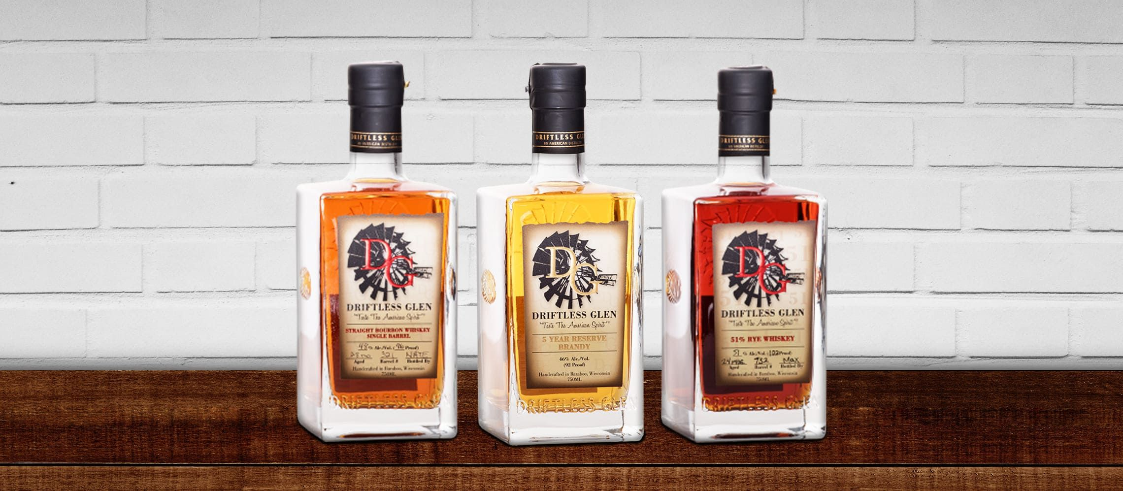 Photo for: Driftless Glen Distillery Shines with Triple Success