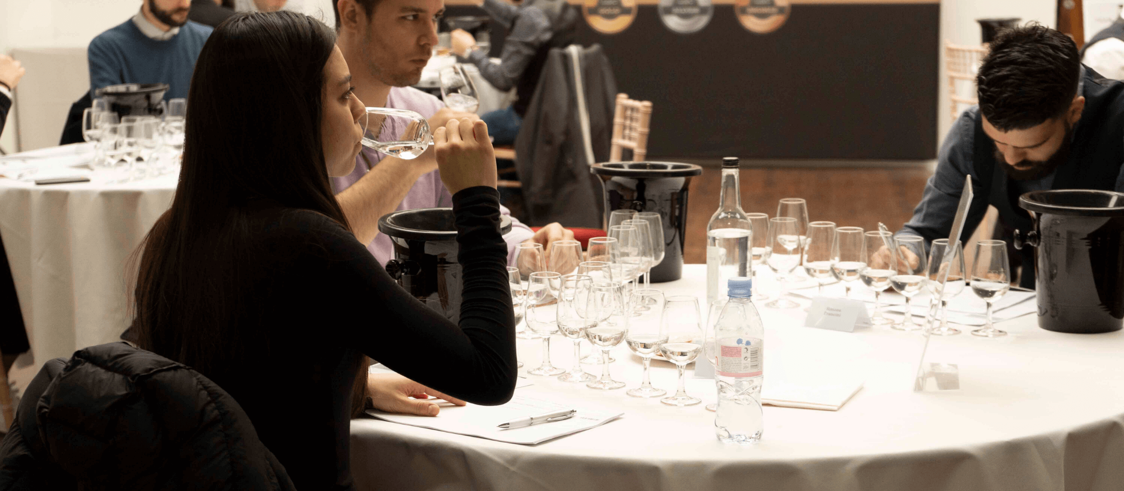 Photo for: A shot for the judges - 2020 London Spirits Competition