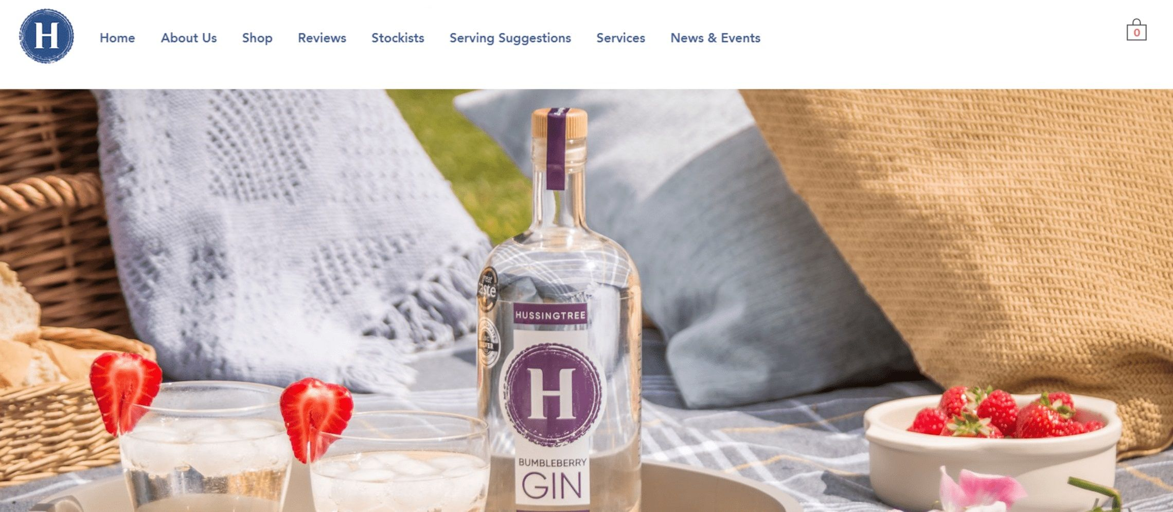 Photo for: Hussingtree Gin Wins Silver And Bronze At London Spirits Competition