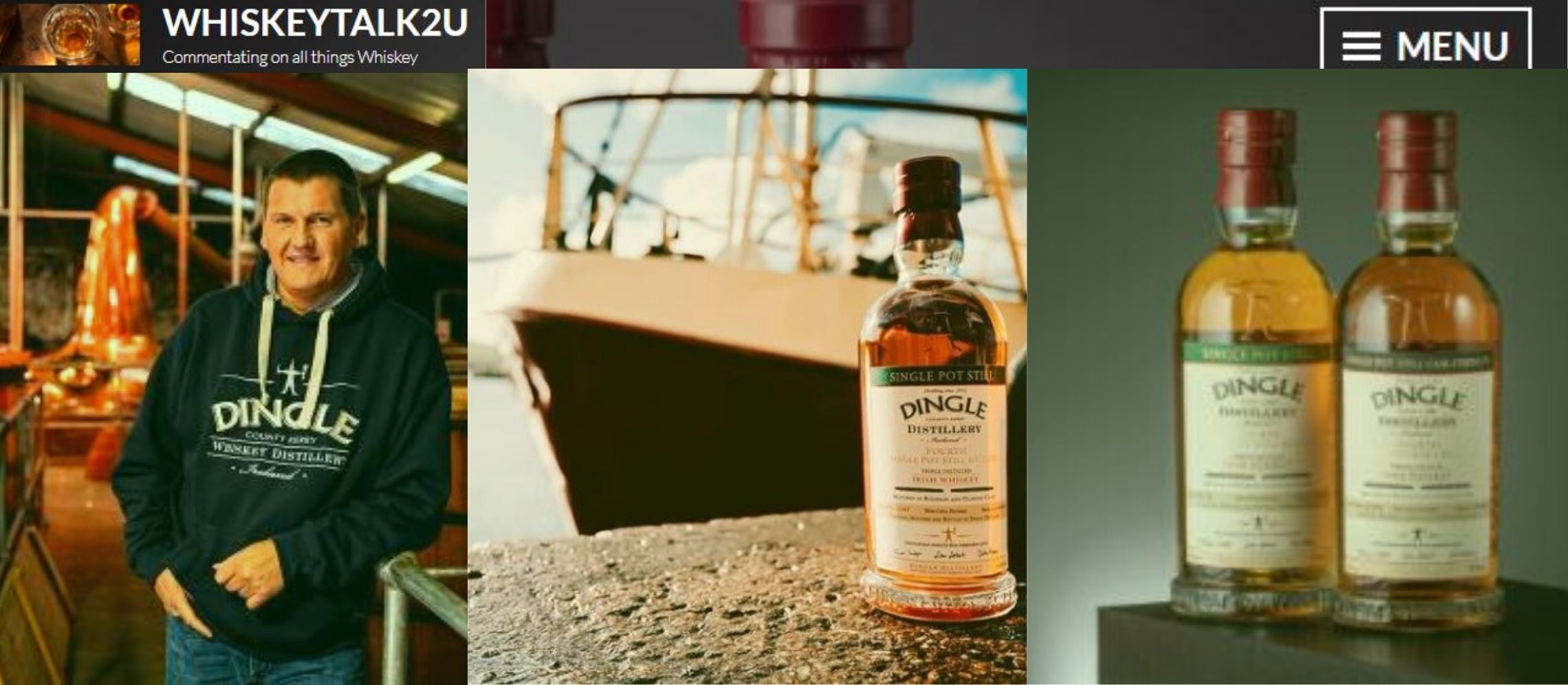 Photo for: Dingle Distillery wins big at London Spirits Competition 2021