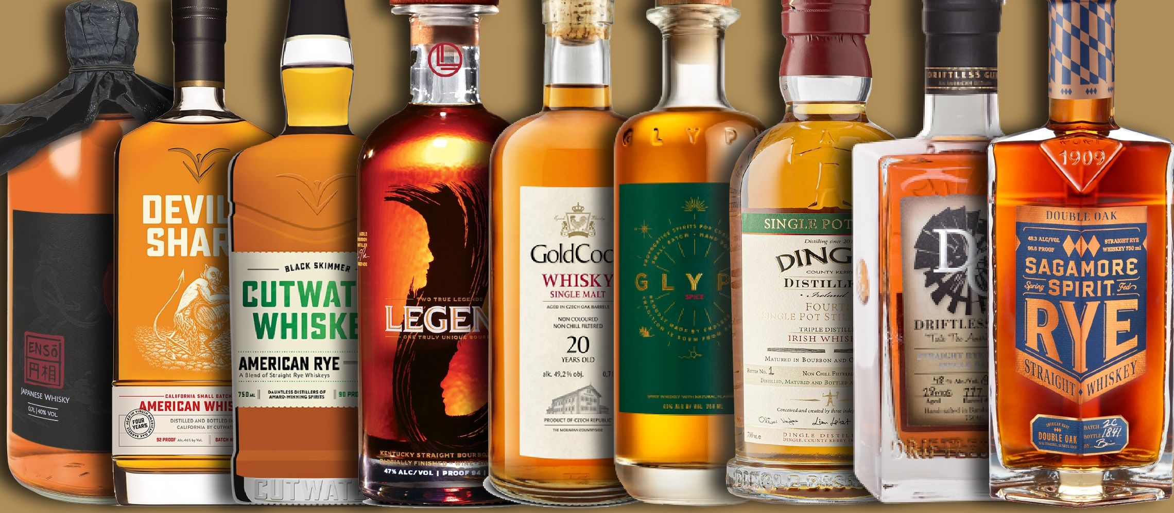 Photo for: Top 10 Gold-Winning Whiskeys at London Spirits Competition