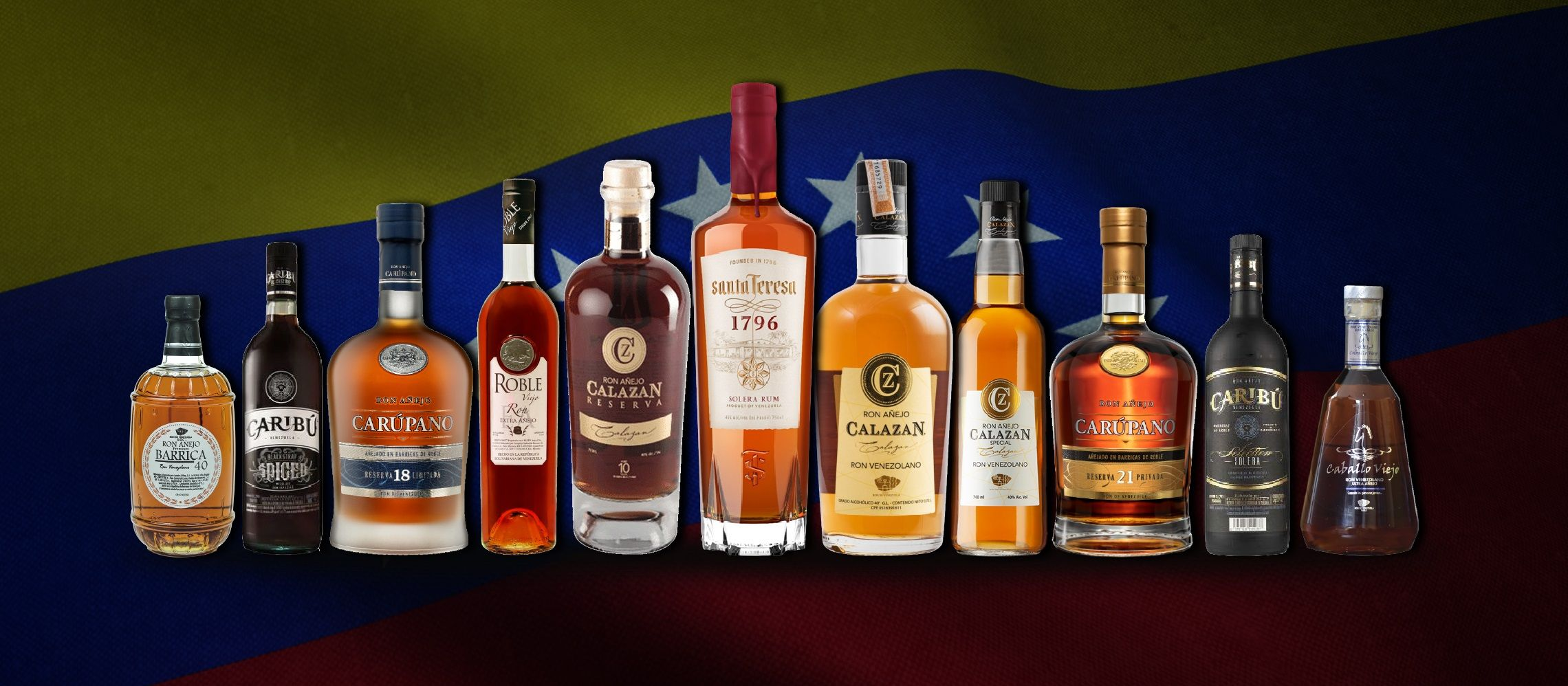 Photo for: 16 Venezuelan Rums You Need To Stock Up