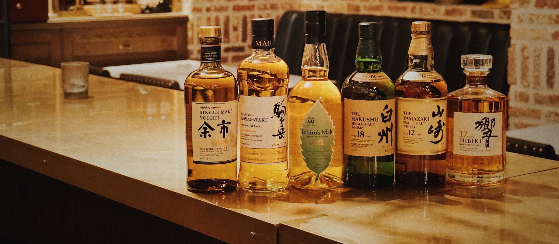 Photo for: Asian Whiskies – Shooting Stars Eager to Impress