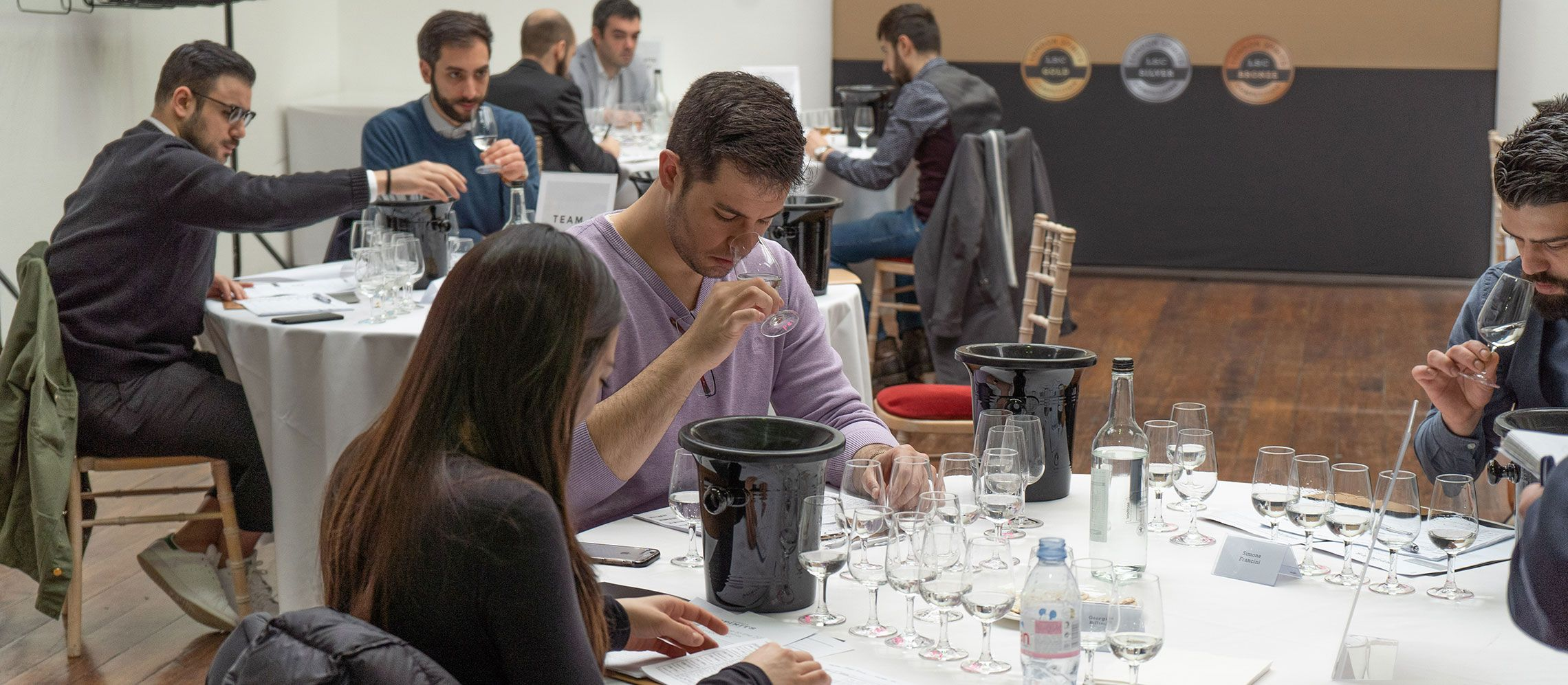 Photo for: London Spirits Competition: Final Call For 'Drinkable Spirits'