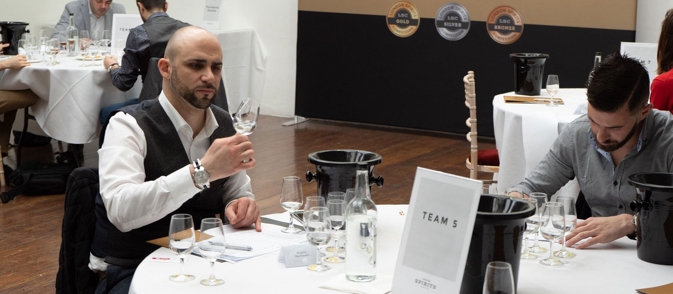 Photo for: London Spirits Competitions Partners With London Drinks Guide