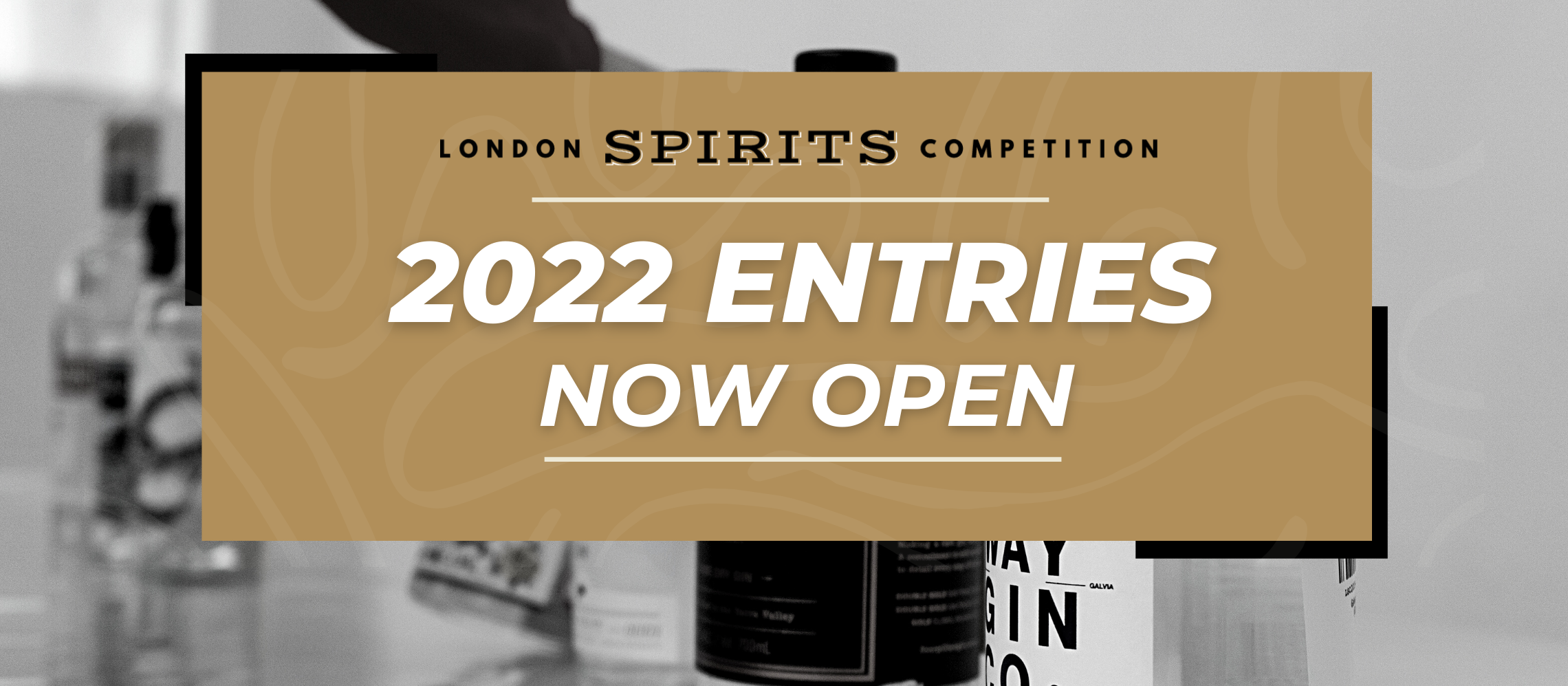 Photo for: 2022 London Spirits Competition - Submission Now Open