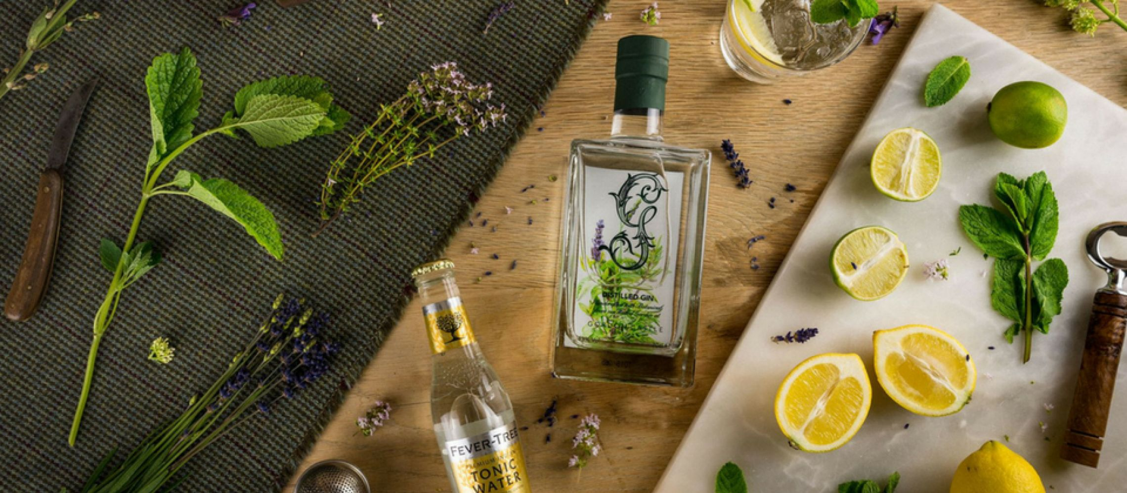Photo for: An Exclusive Brand Producing Award-Winning Gin In Scotland