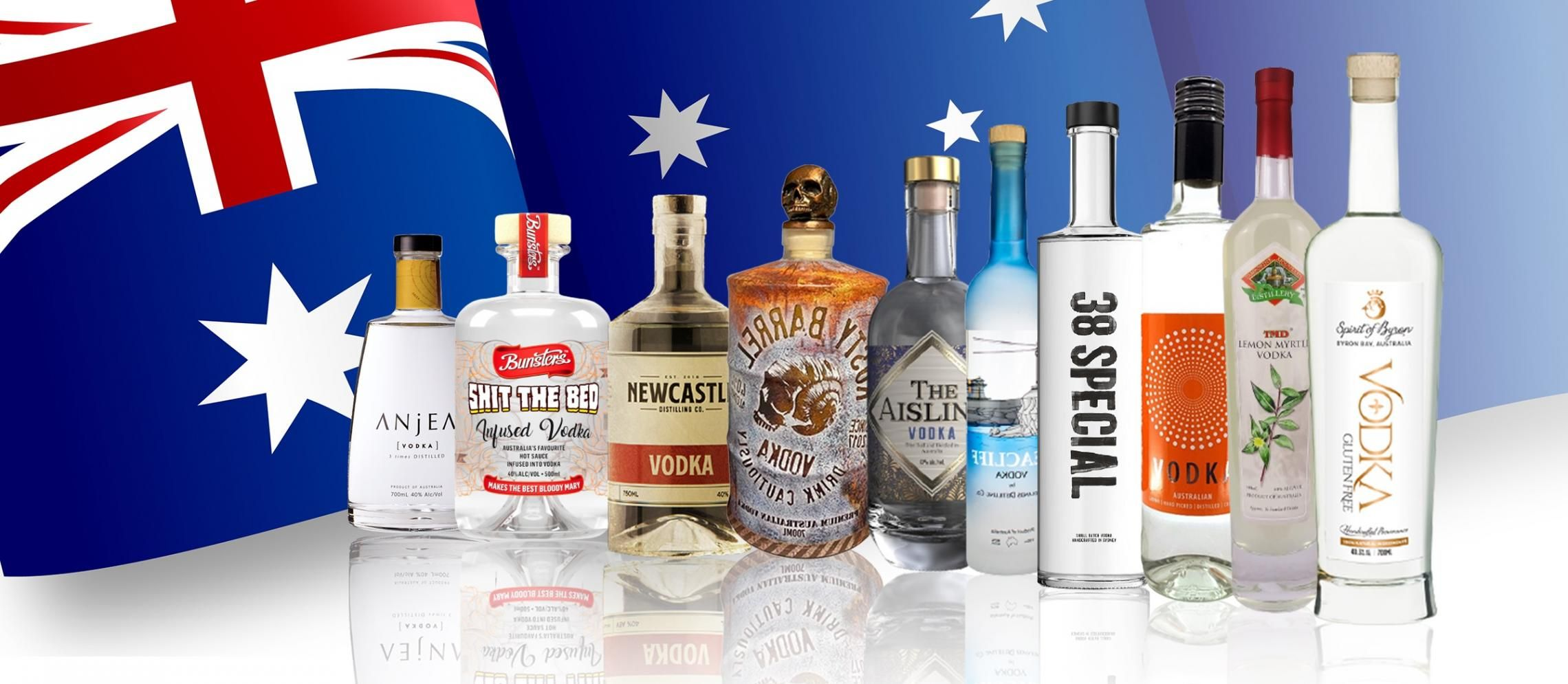 Photo for: 10 Aussie Vodkas To Have When Life Gives You Lemons