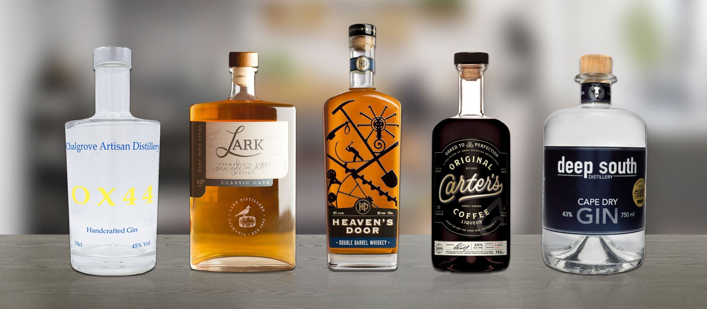 Photo for: Essential Bottles to Have in Your Bar