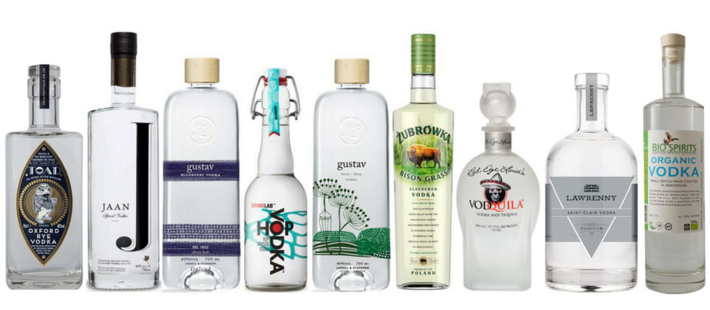 Photo for: Best Vodka Brands that You Should Definitely Try Before 2018 Ends
