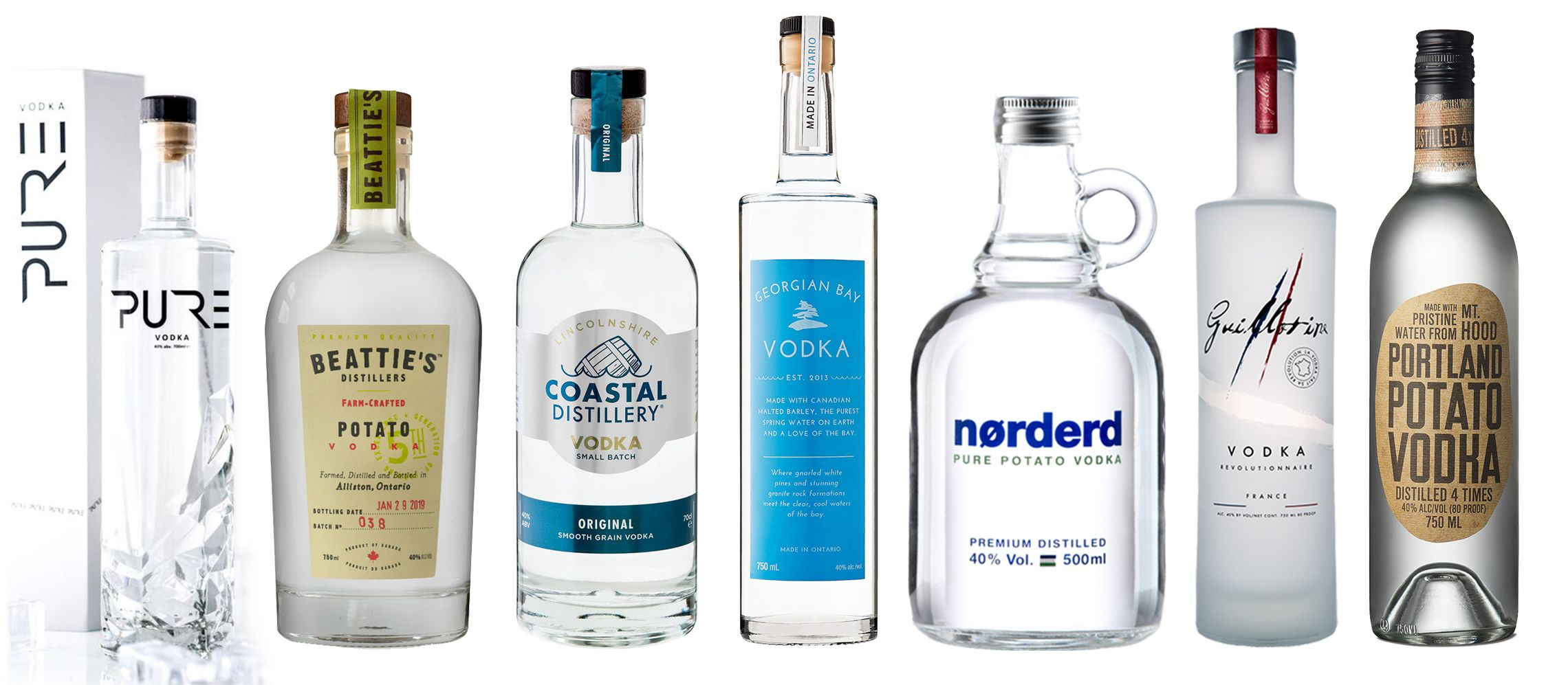 Photo for: 10 Best Vodka for Your Bar