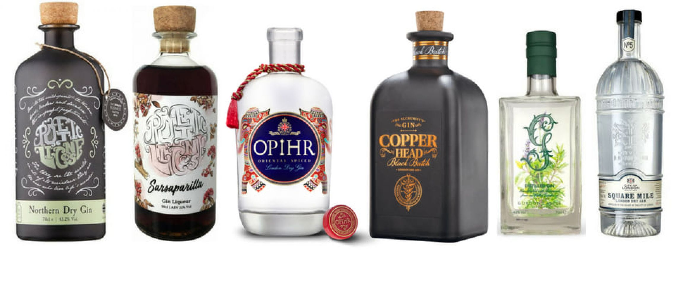 10 best gin brands at london spirits competition. Black Bedroom Furniture Sets. Home Design Ideas