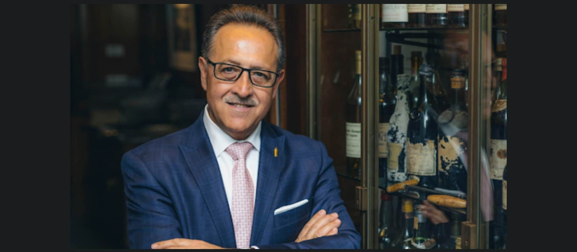 Photo for: World famous bartender Salvatore Calabrese Joins London Spirits Competition Judging Panel