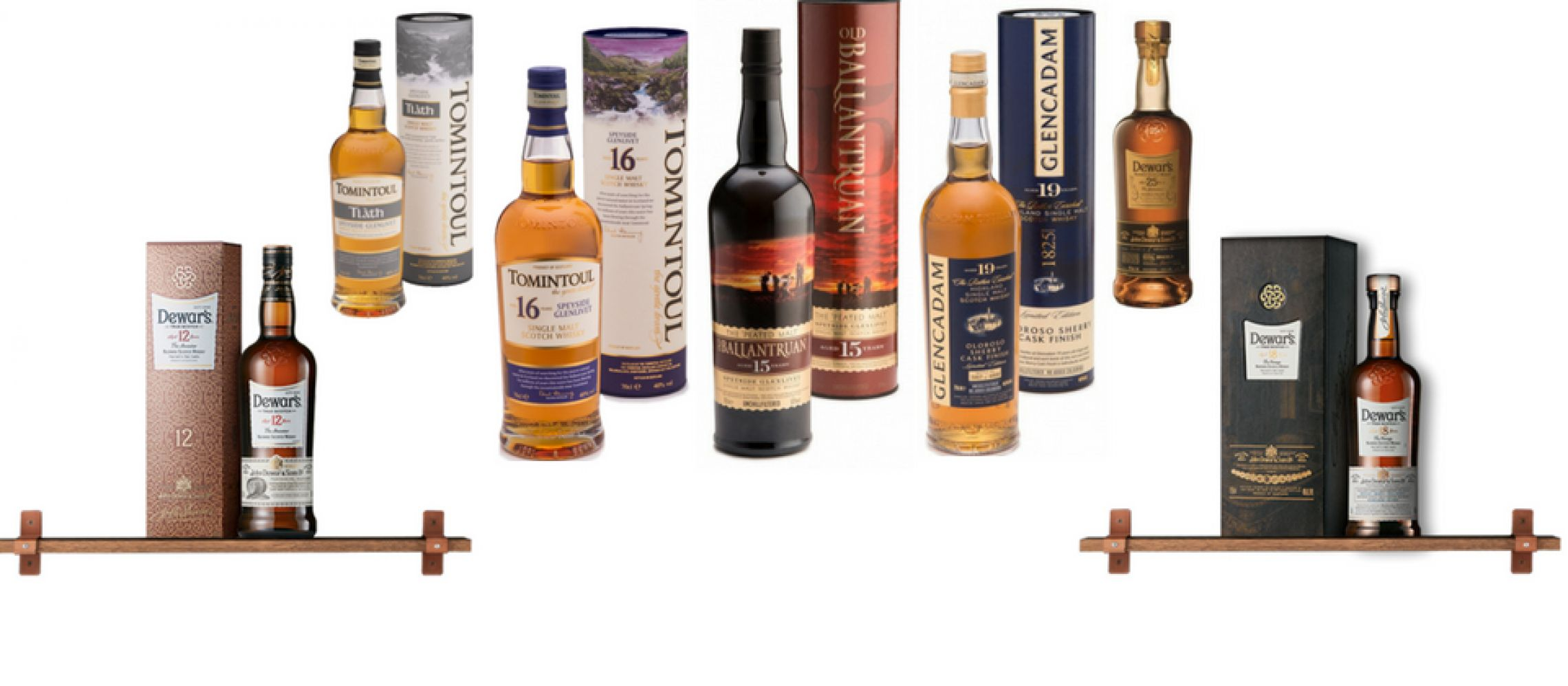 Photo for: Top 7 Scotch Whiskies that Impressed the Judges in 2018 London Spirits Competition