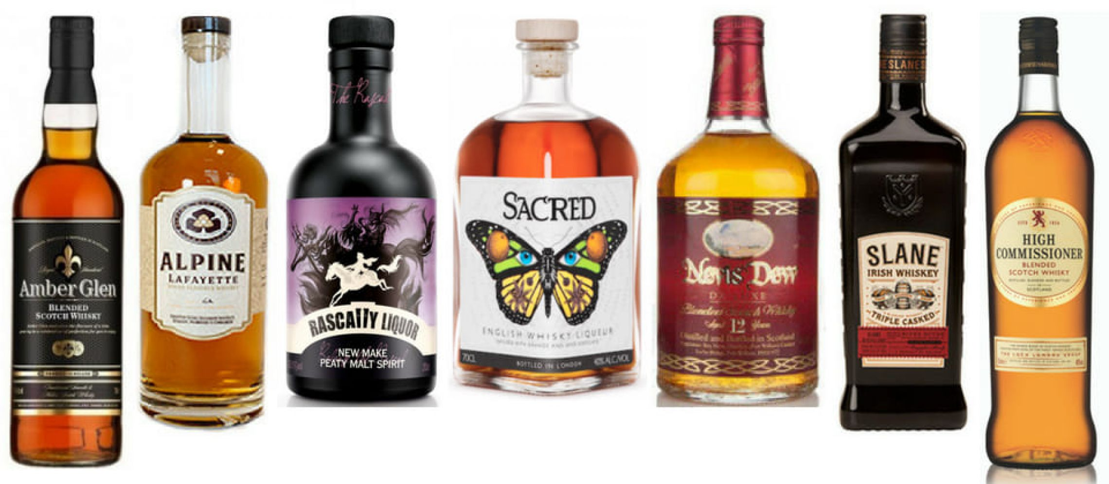 Photo for: 10 Whiskies under £60 That You Should Try in 2018