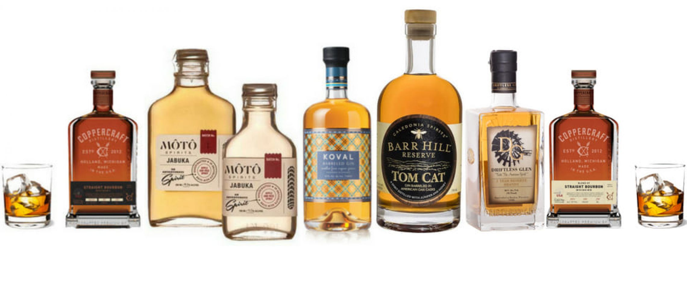 Photo for: Top 10 Spirits Brands of USA You Must Try in 2018