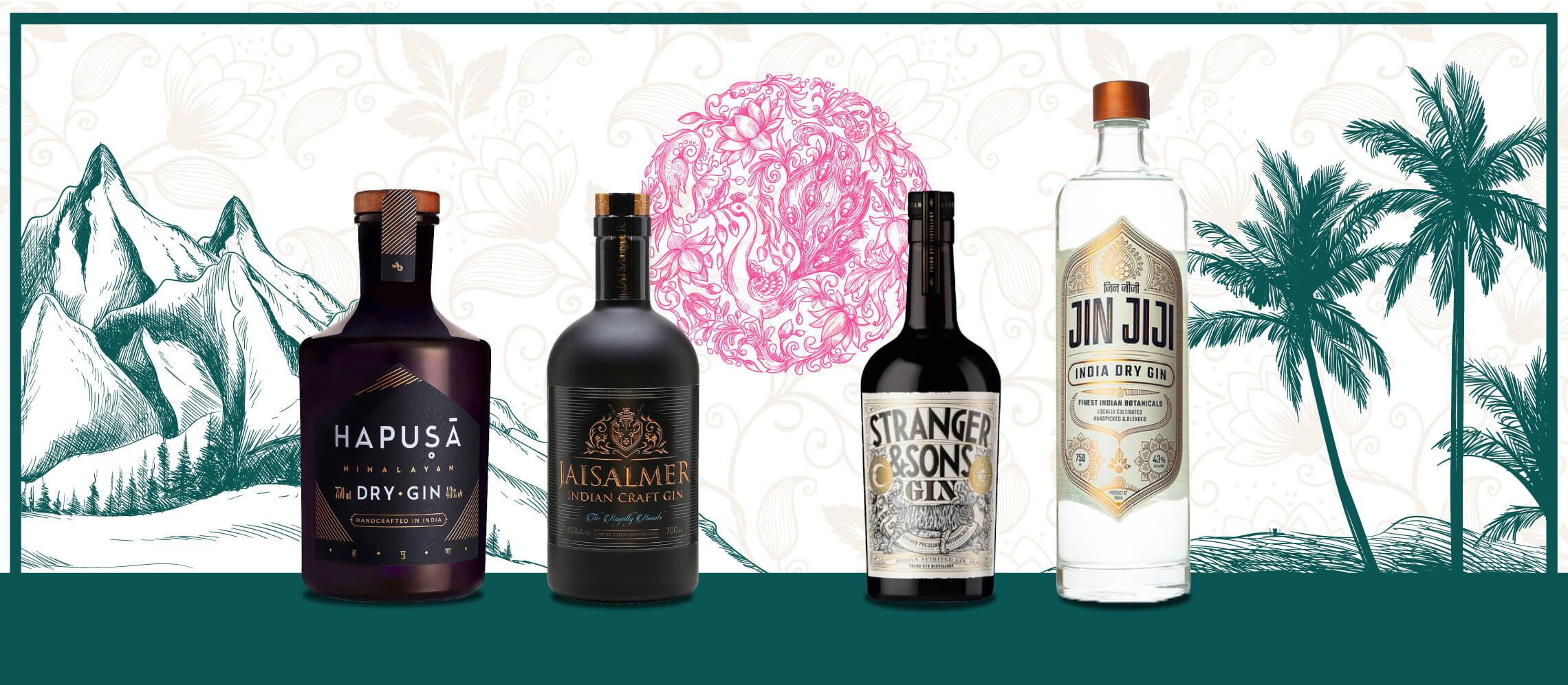 Photo for: 4 Indian Gins That Are Making A Global Mark