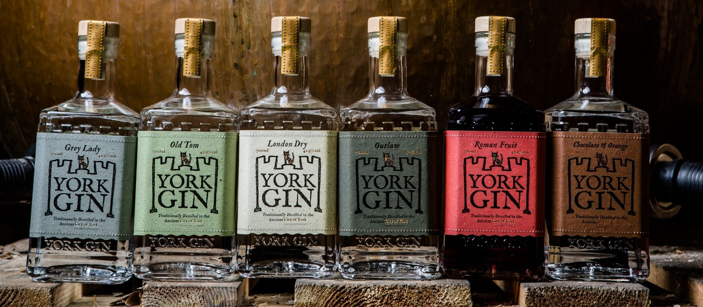 Photo for: How York's first legal distillery is breaking boundaries