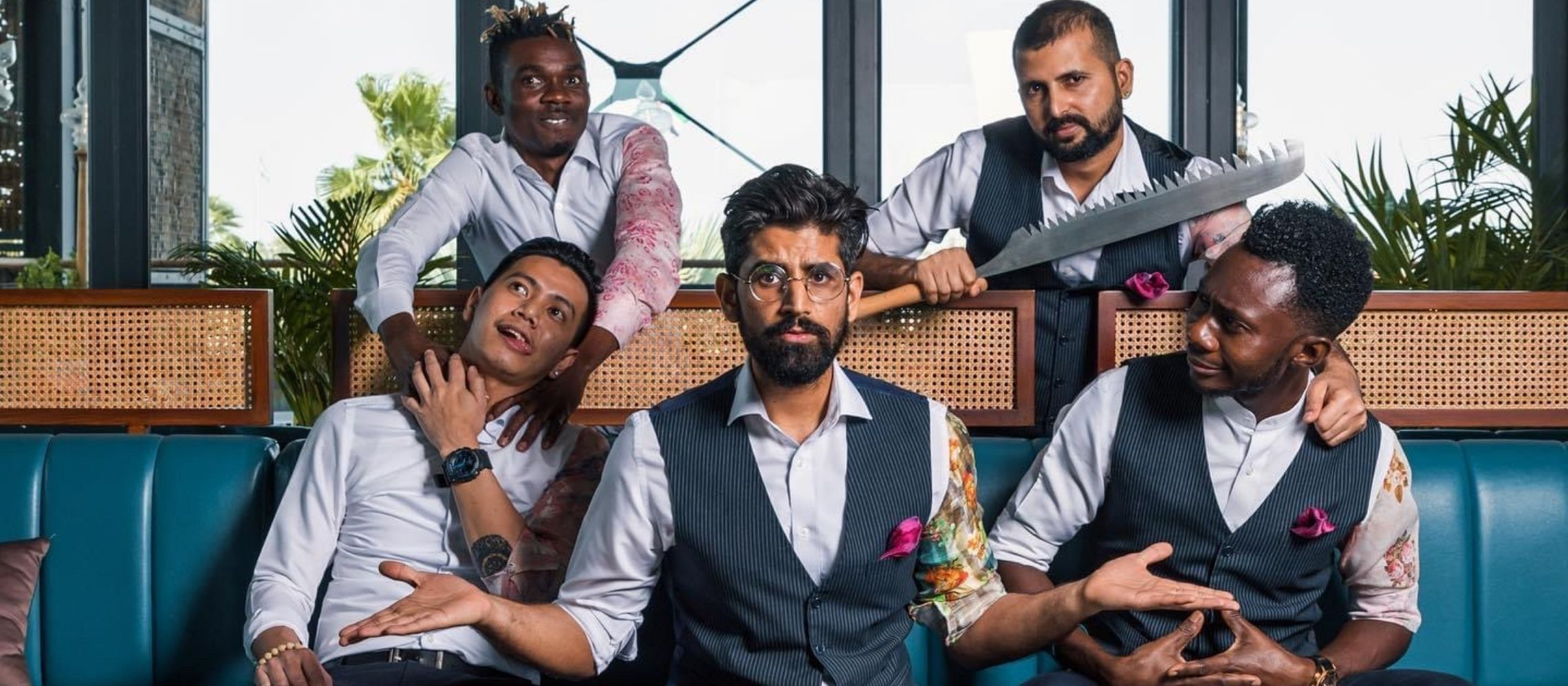 Photo for: Jeet Verma on creating the perfect drinks list at Dubai's Masti Cocktails & Cuisine