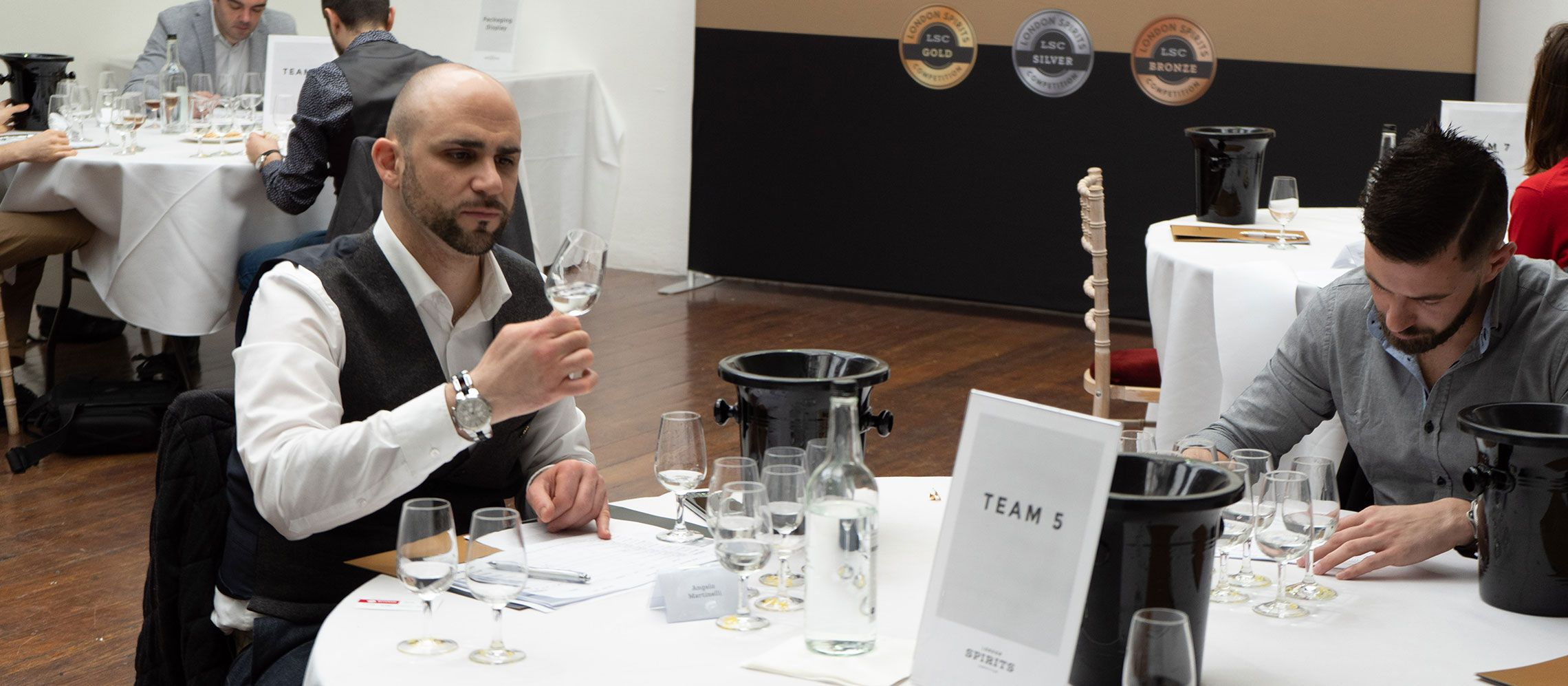 Photo for: Why The London Spirits Competition Is Now So Important To Distillers And Brand Owners