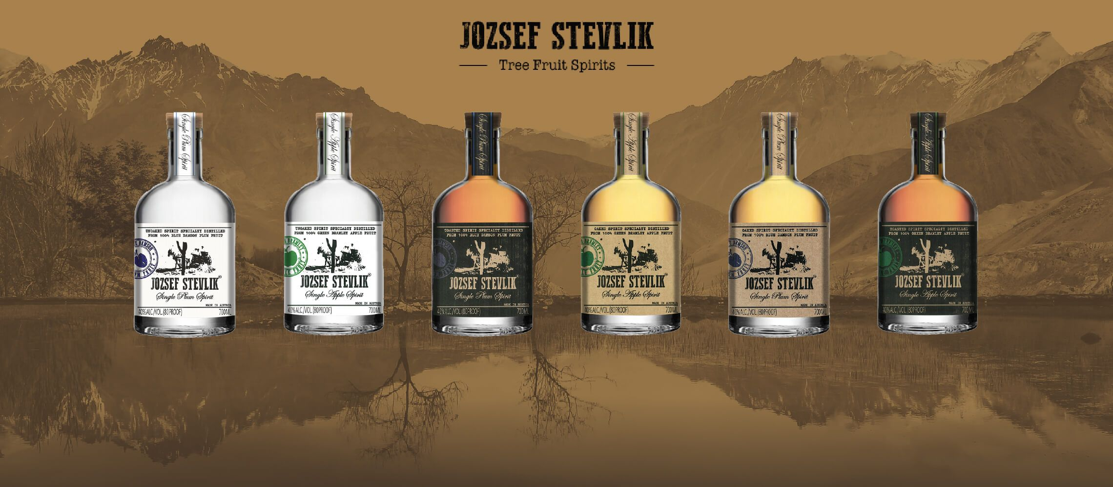 Photo for: Austro-hungarian Jozsef Stevlik Wins 6x Silver Medals at London Spirits Competition 2021