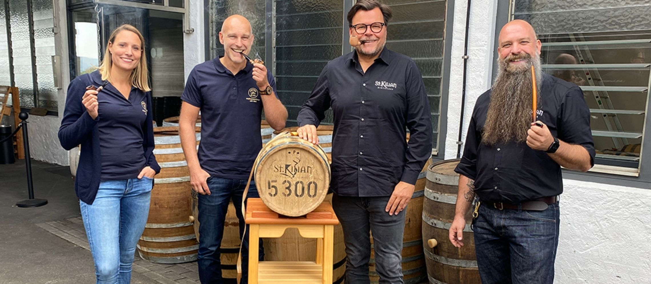 Photo for:  St. Kilian Distillers GmbH- A German Single Malt Whiskey Distillery