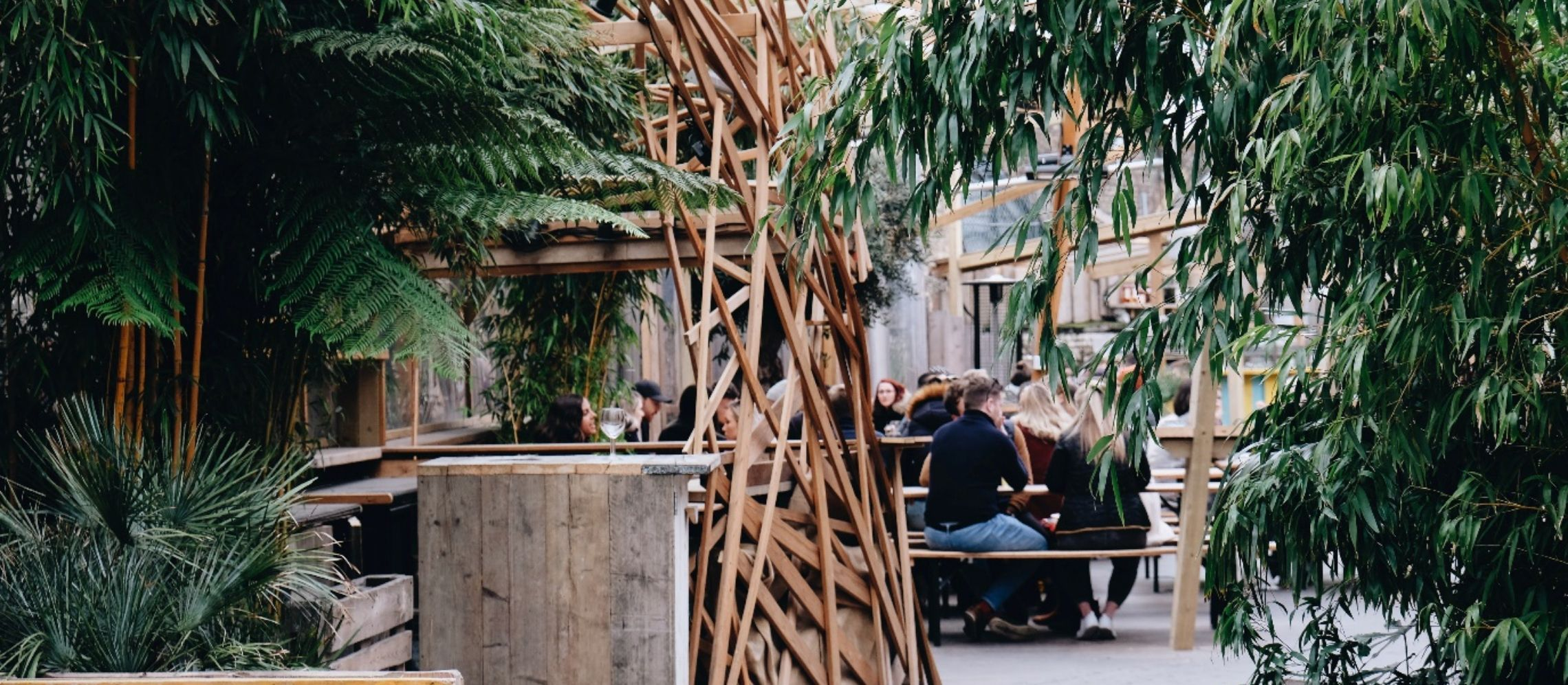 Photo for: London's Best Outdoor Bars & Restaurants To Check Out during Covid-19 Times
