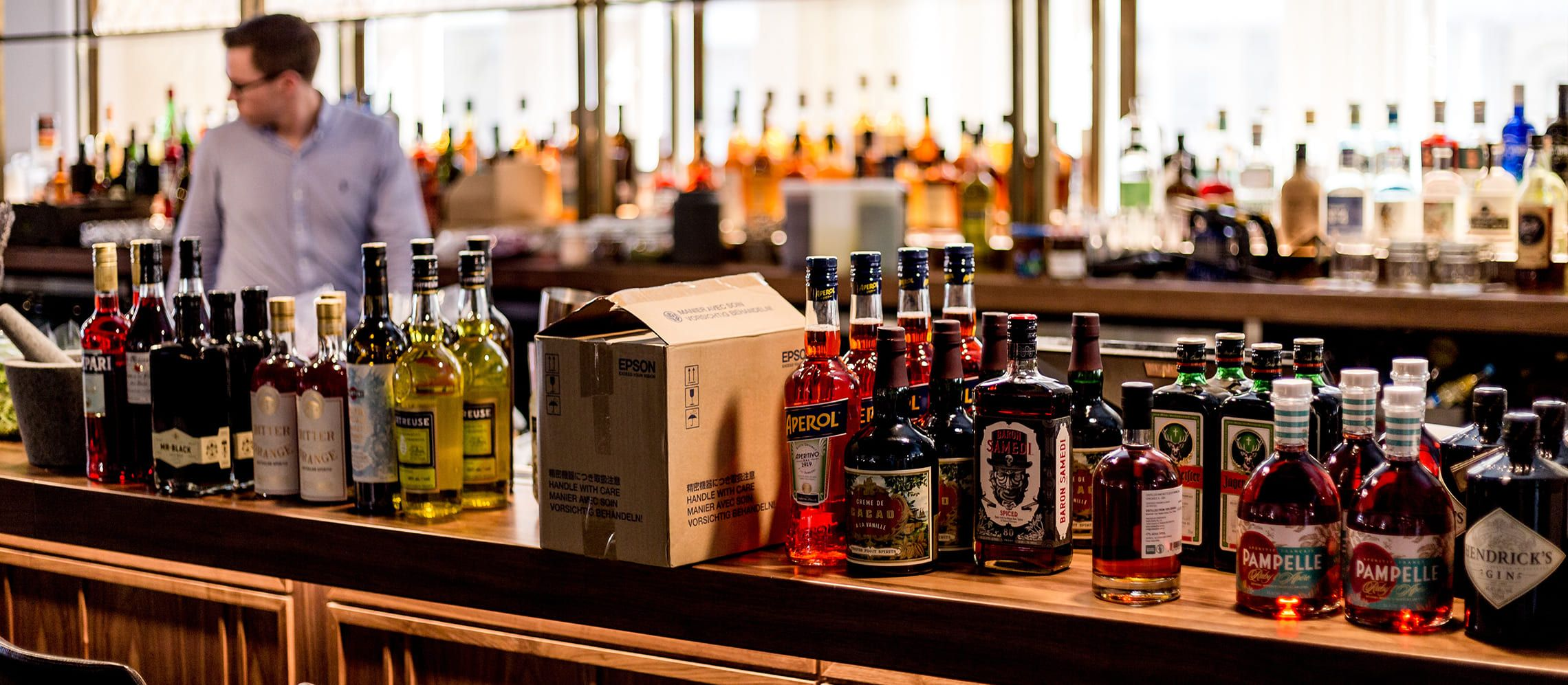 Photo for: 4 Tips to Get Your Spirits on a Distributor's Portfolio