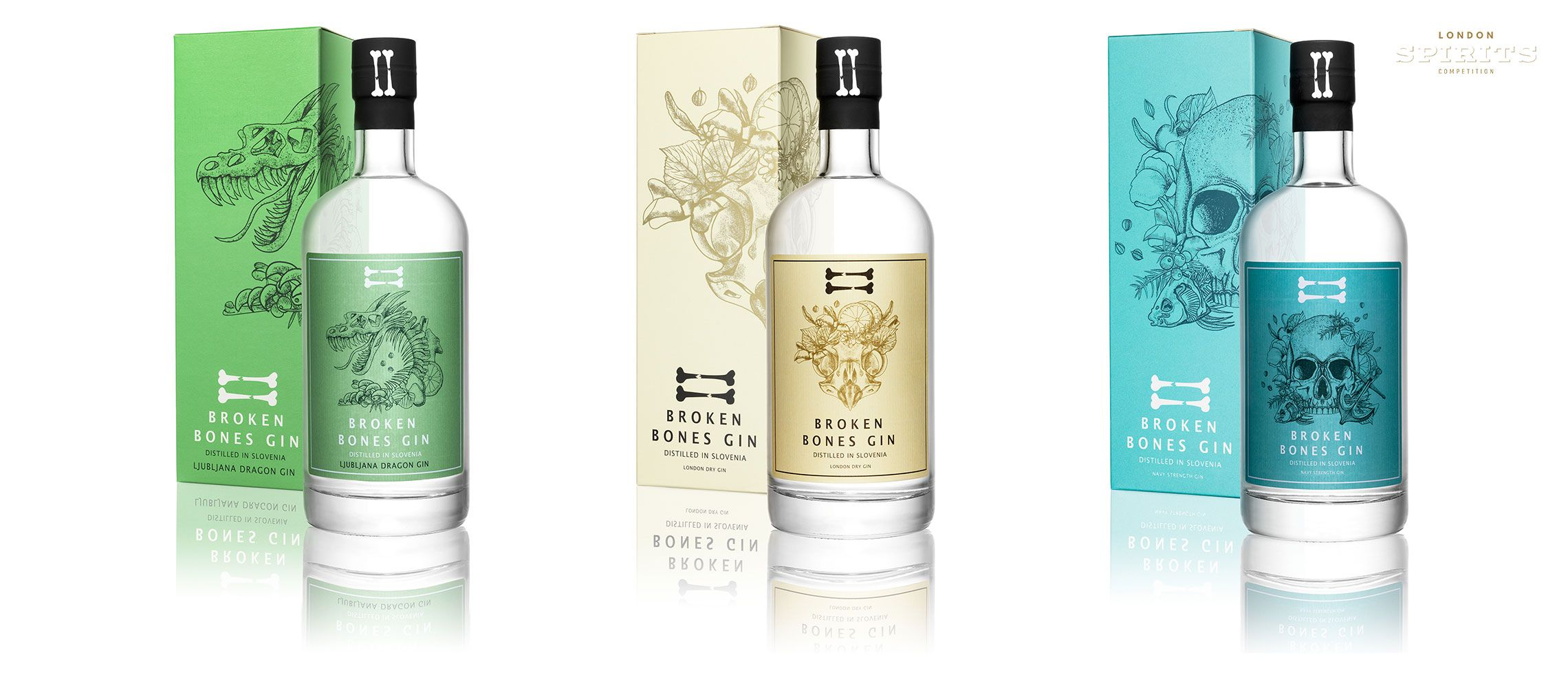 Photo for: Most Delicious Slovenian Gins To Stock Your Liquor-Cabinets