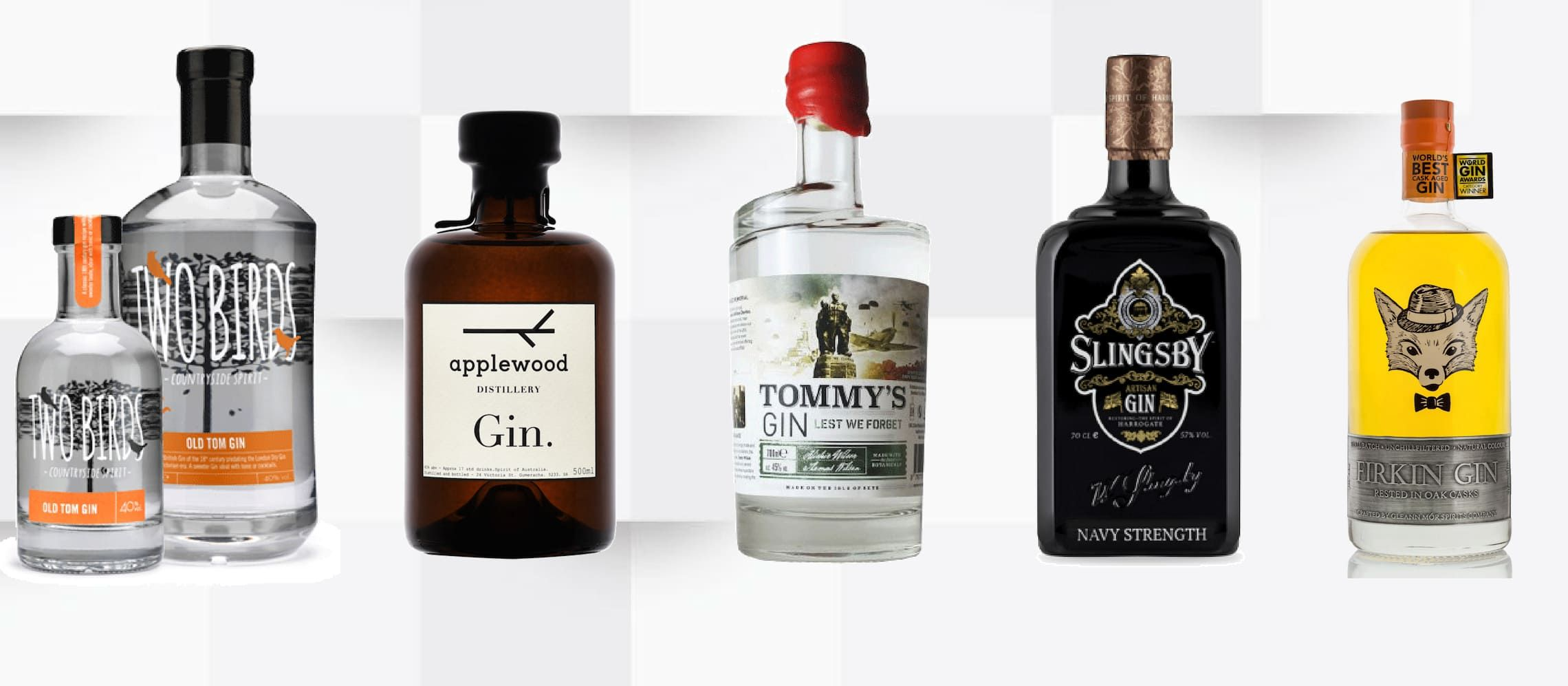 Photo for: Top 20 Gins to Try in 2019