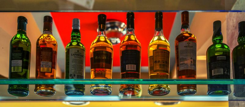 Photo for: As UK Spirits Market Heats Up, So Does Competition for Brand Trademarks