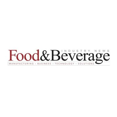 Logo for:  Food & Beverage Magazine
