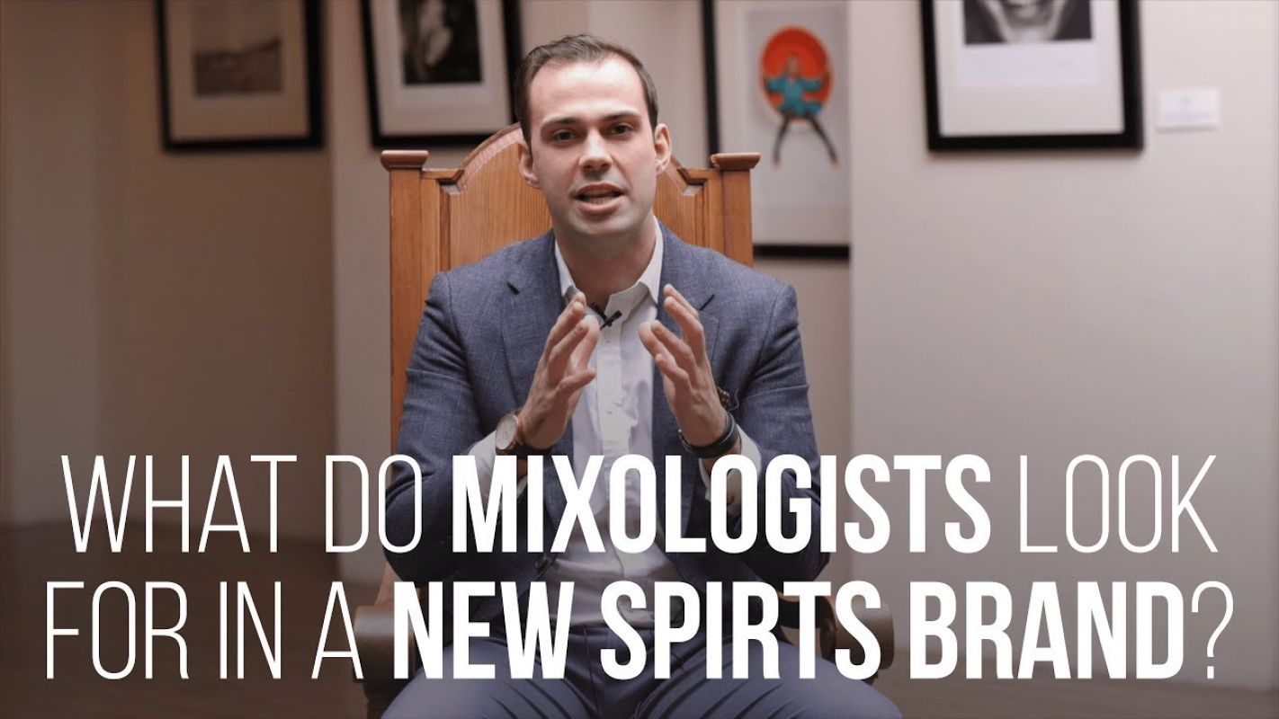 Photo for: What do Mixologists Look for in a New Spirts Brand?