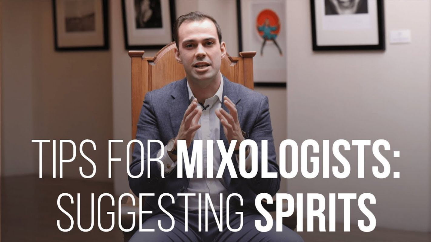 Photo for: Tips for Mixologists: Suggesting Spirits